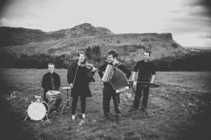 ceilidh band